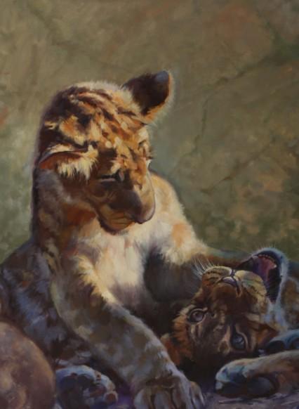 Mya's Lion Cubs
