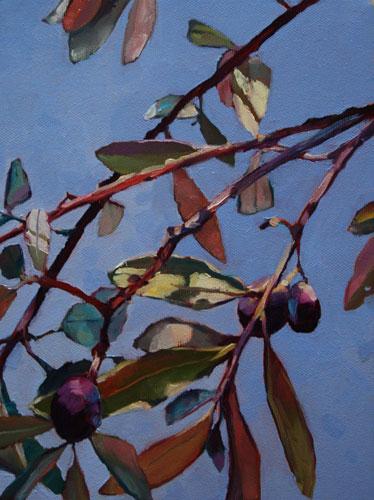 Cobalt Olives #2