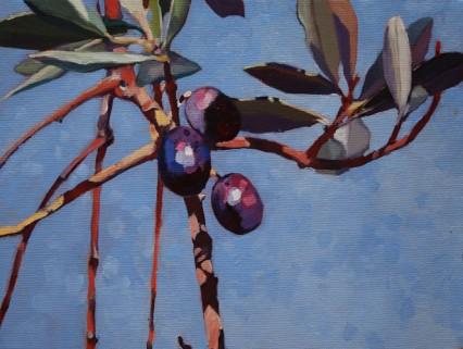 Cobalt Olives #3