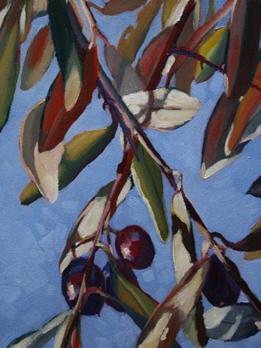 Cobalt Olives #1