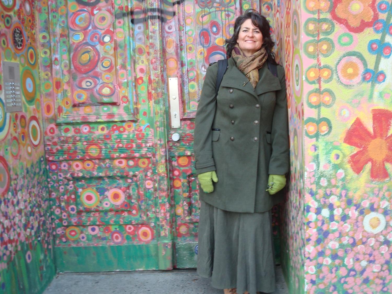 Katerina at Kreuzberg, Berlin