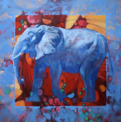 Cobalt Elephant