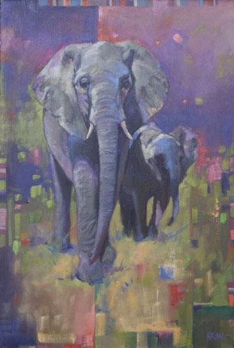 Elephant Shadow