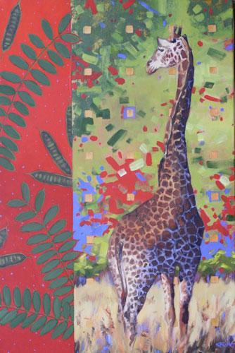 Giraffe Fiesta