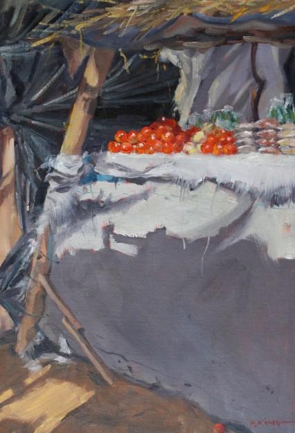 Kaonga Market Kantemba #3 (Textures)