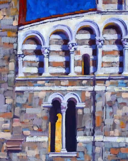 S. Pietro Somaldi, Lucca 2 40x50cm