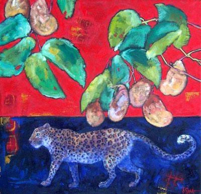 mopane leopard