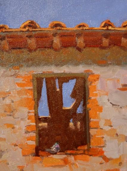 Off Borgo Giannotti #2 8x6in