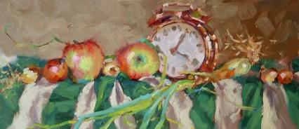 apple time 20x45cm