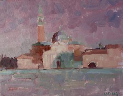 Venice Study 15