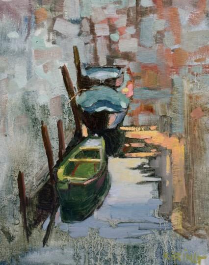 Venice Study 7