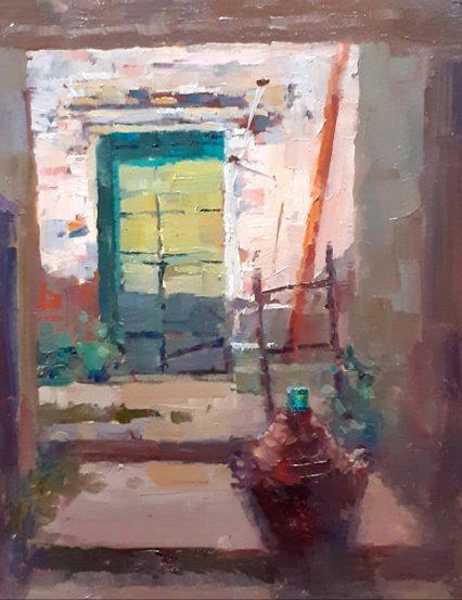 Barga Courtyard 25x20