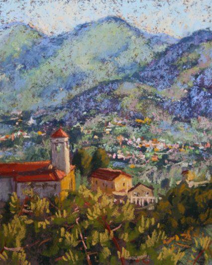 Carignano,25x20cm, $349