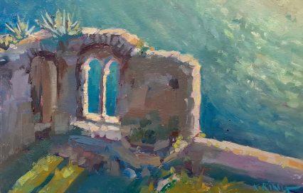 Portovenere #6 Bifora from teh Castle