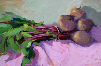 The Beet Goes On 20x30cm, €350
