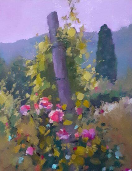 Sunlit in Arsina #2, 25x20 cm
